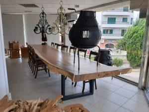 Haz de tu salón un estilo único con nuestras mesas SUAR